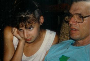 Dad and Joy