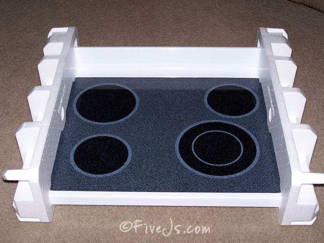 How To Replace A Cracked Ceramic Cooktop Part 2