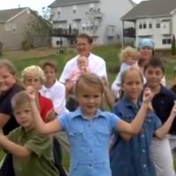 Homeschool Family Video