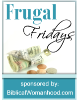 Frugal Fridays