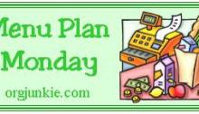 Meal Plan Monday 2