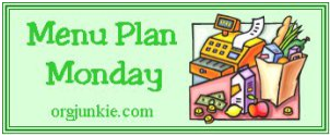 Meal Plan Monday 2