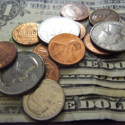 Coins and Dollars