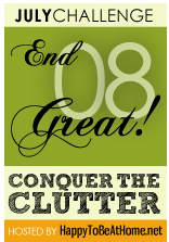 Conquer the Clutter Challenge