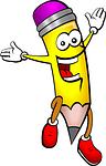 Happy Pencil
