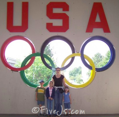Olympics 9 step program