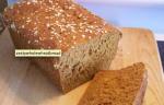 Zesty Whole Wheat Bread