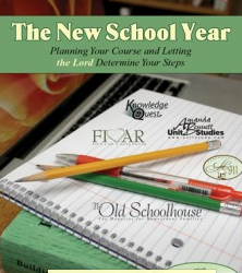 New School Year Planner