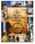 One Year Adventure Novel Review (Homeschool Writing Curriculum)