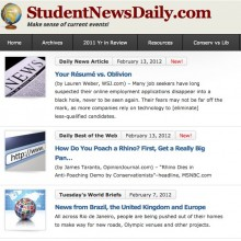 Student News Daily