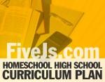 homeschool high school curriculum plan