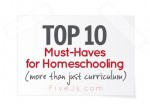 top-ten-must-have-homeschooling
