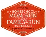 Homeschool family-run business