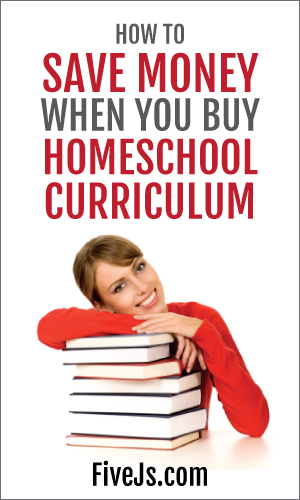 How to Save Money When You Buy Homeschool Curriculum