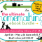 Incredible deal! $600 worth of ebooks for just $29.97. Books on homemaking, home education, spritual grown, marriage, etc.