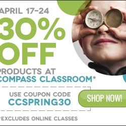 30% Off Compass Classroom Sale!