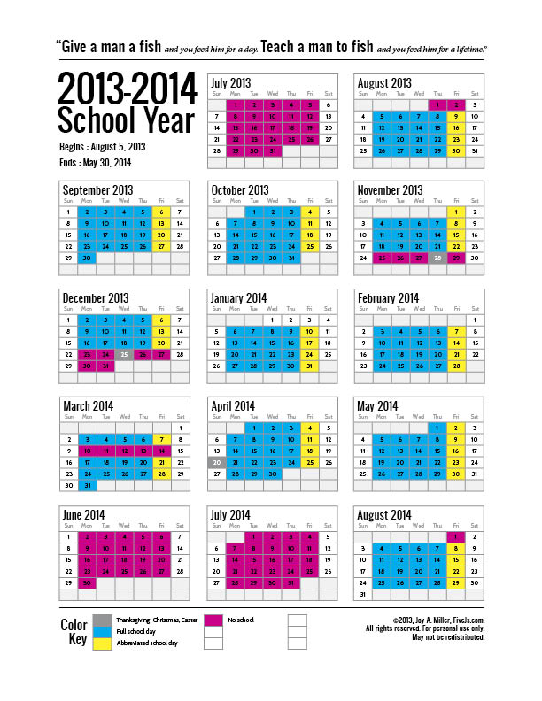 More Picture For 2011 fiscal week calendar free printable calendar 2013 2014.
