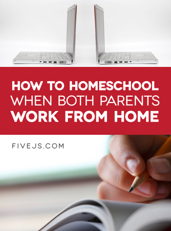 scholastic work from home how to homeschool when both parents work from home five 6733