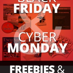 Black Friday & Cyber Monday Deals & Freebies for Homeschoolers