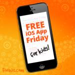 free iOS app Friday