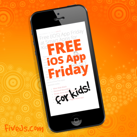 free iOS app Friday