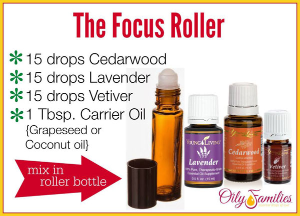 The Focus Roller by Young Living